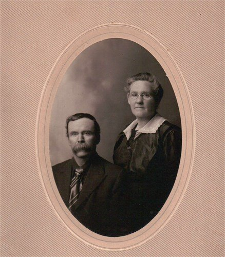 Charles And William Granville Logsdon Pioneer Photos